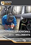 Learning SolidWorks 2015 - Weldments [Online Code]