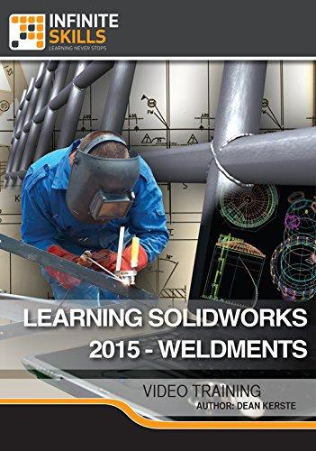 Learning SolidWorks 2015 - Weldments [Online Code] by Infiniteskills