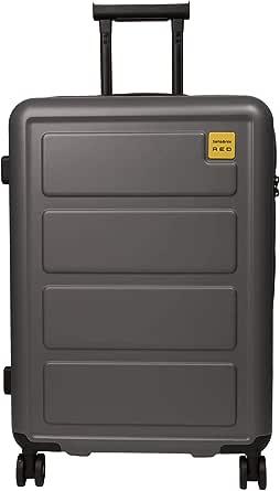 سامسونايت حقيبة سفر بعجلات للجنسين ، رمادي، HG148002