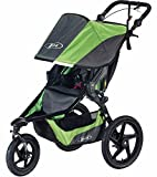 BOB 2016-2017 Revolution PRO Jogging Stroller, Meadow