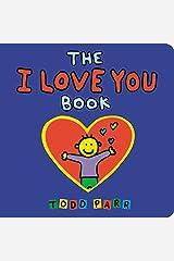 The I LOVE YOU Book Board book