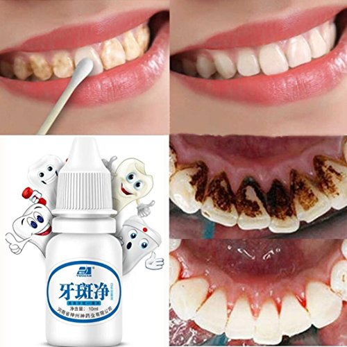 MChoice 10 ML Teeth Whitening Hygiene Cleaning Teeth Care Tooth Cleaning Whitening Water