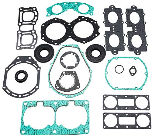 Yamaha 760 Complete Engine Rebuild Gasket Seal Kit GP XL 760 GP760 Xl760 All