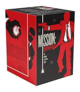 Mission: Impossible: The Original Television Series (Sous-titres français) (B011MUA5J2) | Amazon price tracker / tracking, Amazon price history charts, Amazon price watches, Amazon price drop alerts