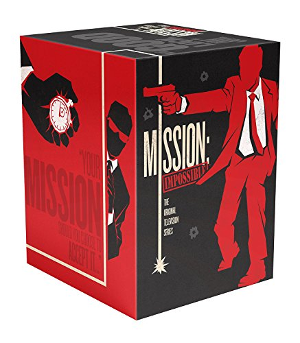 Mission: Impossible: The Original TV Series (Best Mission Impossible Episodes)
