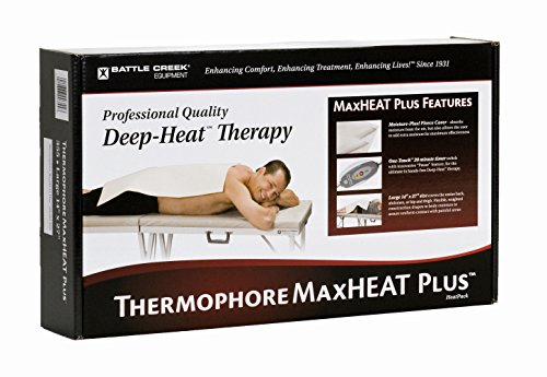 Battlecreek Equipment  Thermophore Maxheat Plus 14 X 27 Larg