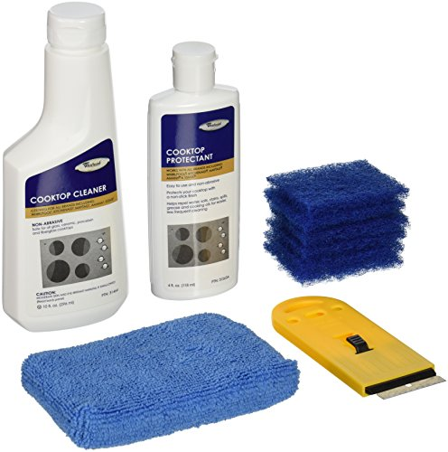 cooktop cleaner kit - 3