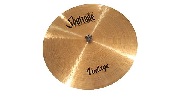 Soultone Cymbals VNT-FLRID19-19 Vintage Flat Ride
