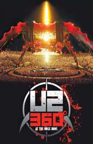 DVD : U2 - 360 at the Rose Bowl
