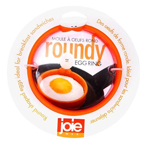 MSC International 50600 Joie Roundy Egg Ring, Eggy, Orange