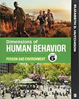 Dimensions of Human Behavior: Person and Environment, 6th Edition Front Cover