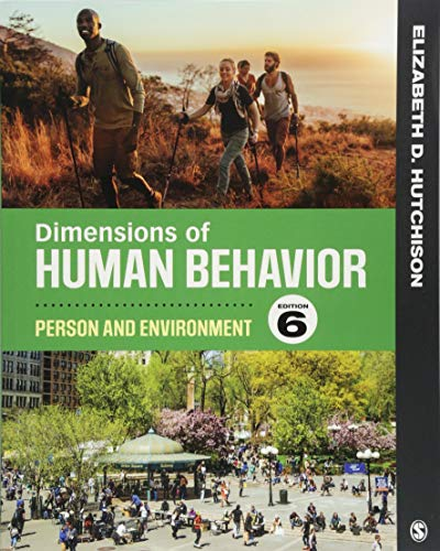 Dimensions of Human Behavior: Person and Environment from SAGE Publications, Inc