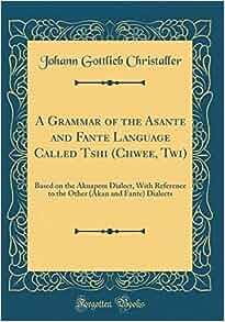 Learn fante language