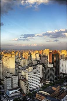 Book The Sao Paulo Brazil Journal: 150 page lined notebook/diary