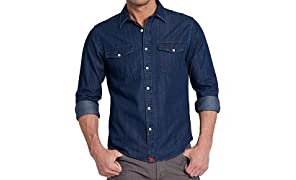 UNTUCKit Epluchage Untucked Shirt for Men