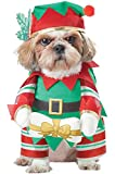 California Costume Collections Elf Pup Dog Costume, Medium
