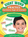 Sight Word Practice for Every Type of Learner Grd 1-2