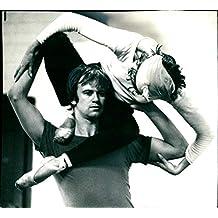 Vintage photo of Peter Curtis
