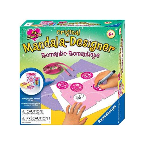 Ravensburger - Deco Mandala Designer - Romantic