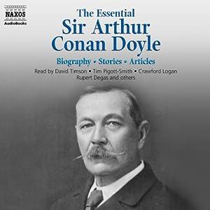 The Essential Sir Arthur Conan Doyle Audiobook