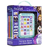 Disney - Frozen Me Reader Electronic Reader and 8 Book Library - PI Kids