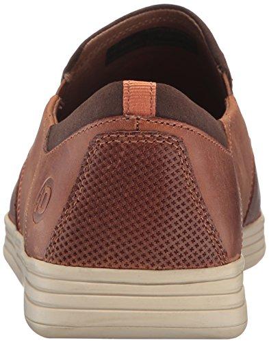 Dunham Mænds Colchester Slipon Mode Sneaker Brun xaI4hV