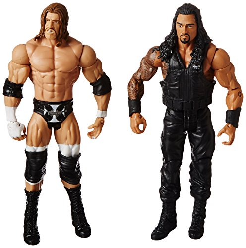 WrestleMania Reigns Triple Figure 2 Pack