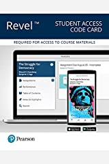 Revel for The Struggle for Democracy, 2016 Presidential Election Edition -- Access Card (12th Edition) Misc. Supplies