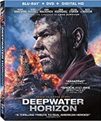 Mark Wahlberg leads an all-star cast in this unforgettably powerful film inspired by a thrilling story of real-life heroes. For the one hundred and twenty-six people aboard the Deepwater Horizon offshore oil rig, April 20, 2010, began like an...