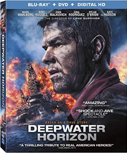 Amazon com: Deepwater Horizon [Blu-ray + DVD + Digital HD