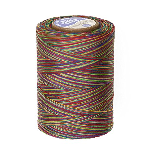 Coats & Clark Star Mercerized Cotton Quilting Thread Multicolor Thread 1200 Yd. Over The Rainbow Over The Rainbow Quilting