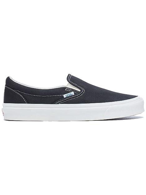 Vans Classic OG Classic Slip-On LX Sneakers VN000UDF3SY Black 28e21bdf7