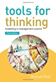 Tools for Thinking, Michael Pidd, 0470721421