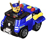 Paw Patrol 20101360 Chase's Transforming Police Cruiser with Flip-Open Megaphone, for Ages 3 and Up