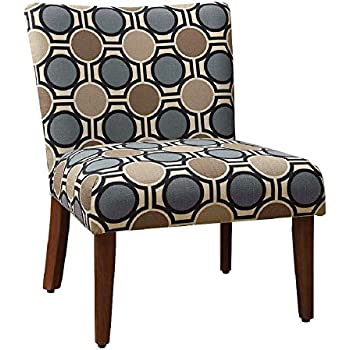 Amazon Com Homepop Large Parsons Upholstered Accent Chair