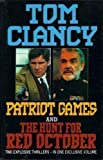Patriot Games and The Hunt for Red October by Tom Clancy (1992-11-02)