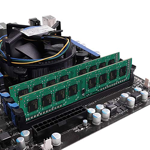 Silicon Power DDR3 16GB (2 x 8GB) 1600MHz (PC3 12800) 240-pin CL11 1.35V Unbuffered UDIMM PC Computer Desktop Memory Module Ram Upgrade