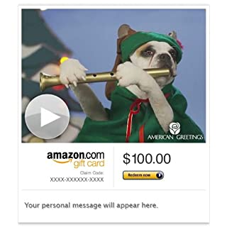 Amazon Gift Card - Email - The 12 Dogs of Christmas (Animated) [American Greetings] (B00CT78MN4) | Amazon price tracker / tracking, Amazon price history charts, Amazon price watches, Amazon price drop alerts