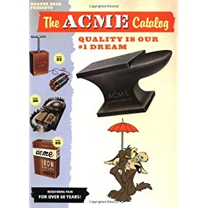 ACME Catalog: Quality is Our #1 Dream