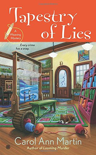 Tapestry of Lies: A Weaving Mystery