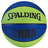 Spalding NBA Mini Rubber Outdoor Basketball
