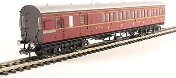 Hornby R4677C LMS Non-Corridor 57 Third Class Brake Coach