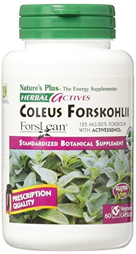 Natures Plus Herbal Actives Forskohlii product image