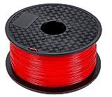 Repko 3D PLA - 1KG 1.75mm Red PLA 3D Printer