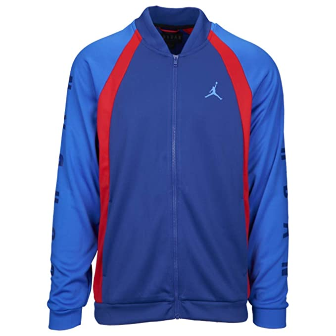 Amazon.com: Jordan Air Sportwear Jumpman - Chaqueta ...