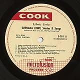 Grenada Stories & Songs by Grenada Stories & Songs (2012-05-30)