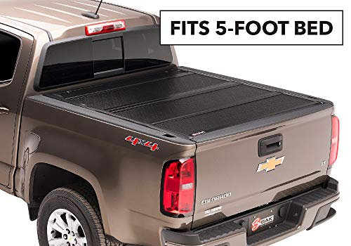 BAKFlip F1 Hard Folding Truck Bed Tonneau Cover   772426   fits 2016-19 Toyota Tacoma 5' bed - Toyota Diesel Tacoma