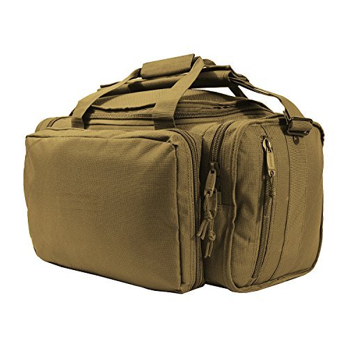 Explorer Tactical Range Ready Bag 18-Inch Tan