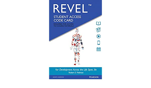 Amazon revel for development across the life span access amazon revel for development across the life span access card 8th edition 9780134228860 robert s feldman phd books fandeluxe Image collections
