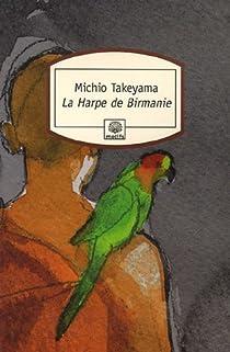 La Harpe de Birmanie par Takeyama